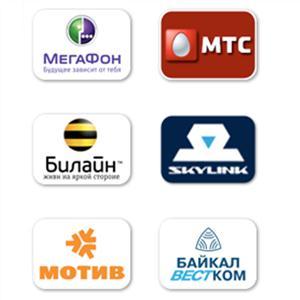 Операторы сотовой связи Южно-Сухокумска